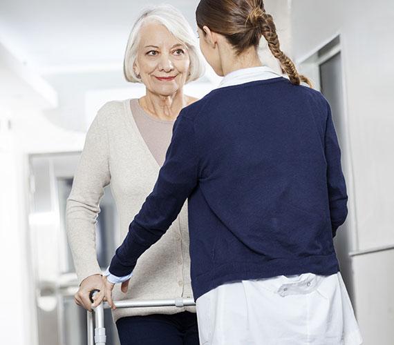 Zum Beispiel bei dem Krankheitsbild der Multiplen Sklerose, Nervenerkrankungen, Morbus Parkinson, Polyneuropathie, Halbseitenlähmung bzw. Hemiplegie.