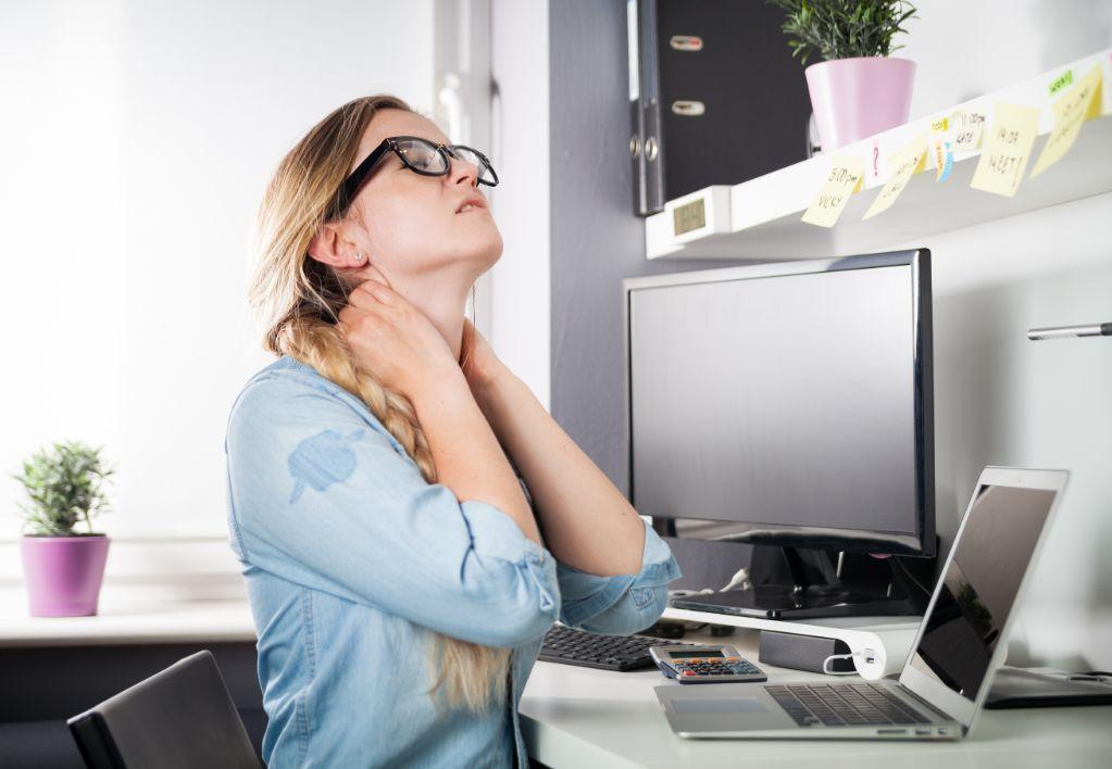 home-office-nackenschmerzen